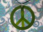 pacific peace recycled resin green